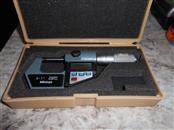 MITUTOYO DIGITAL ELECTRONIC MICROMETER MODEL 293-765-10
